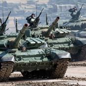 La Russie attaque l'Ukraine !