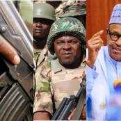 Hrs After Man Confessed That Ak-47 Was Given To Them By Govt, See What Buhari Ordered Soldiers To Do