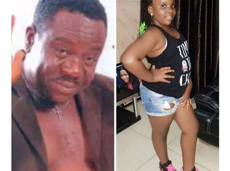 Money is good; See Mr Ibu's wife and his daughter who looks like him.