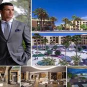 Checkout New Cristiano Ronaldo's € 1. 7 Billion Hotel In Africa