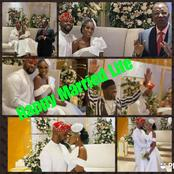 PHOTOS From Wedding of the Daughter Of Former Governor In Nigeria Who Ruled For 8 Years