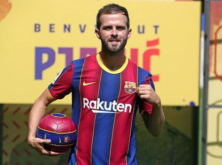 Barcelona New Star Signing Has This To Say About His Role In The Team.