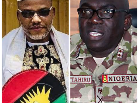 Today's Headlines: Nnamdi Kanu Reacts To Attahiru's Threat, Arewa Youths Send Warning To Ganduje