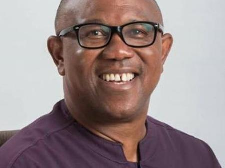 See How A twitter User Blasted Peter Obi, Says He Contributed To The Recession The Country Is Facing