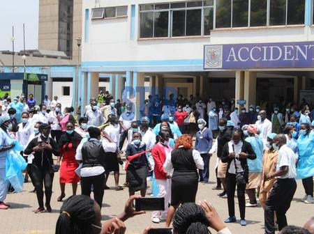 No Allowances For Striking Health Care Workers As SRC Gives The Following Reasons