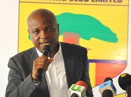 Togbe Afede is not spending prudently