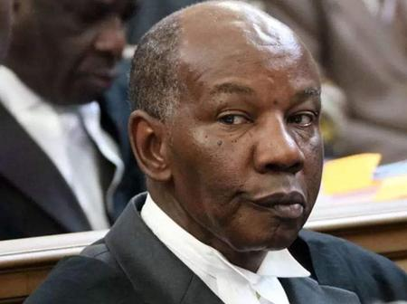 CJ Interview Dealt A Blow After Kisiangani Surfaced With This Sad News As Battle For CJ Intensifies