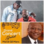 Les ivoiriens félicitent Yodé et Siro pour le prochain concert gratuit de soutien à Hamed Bakayoko