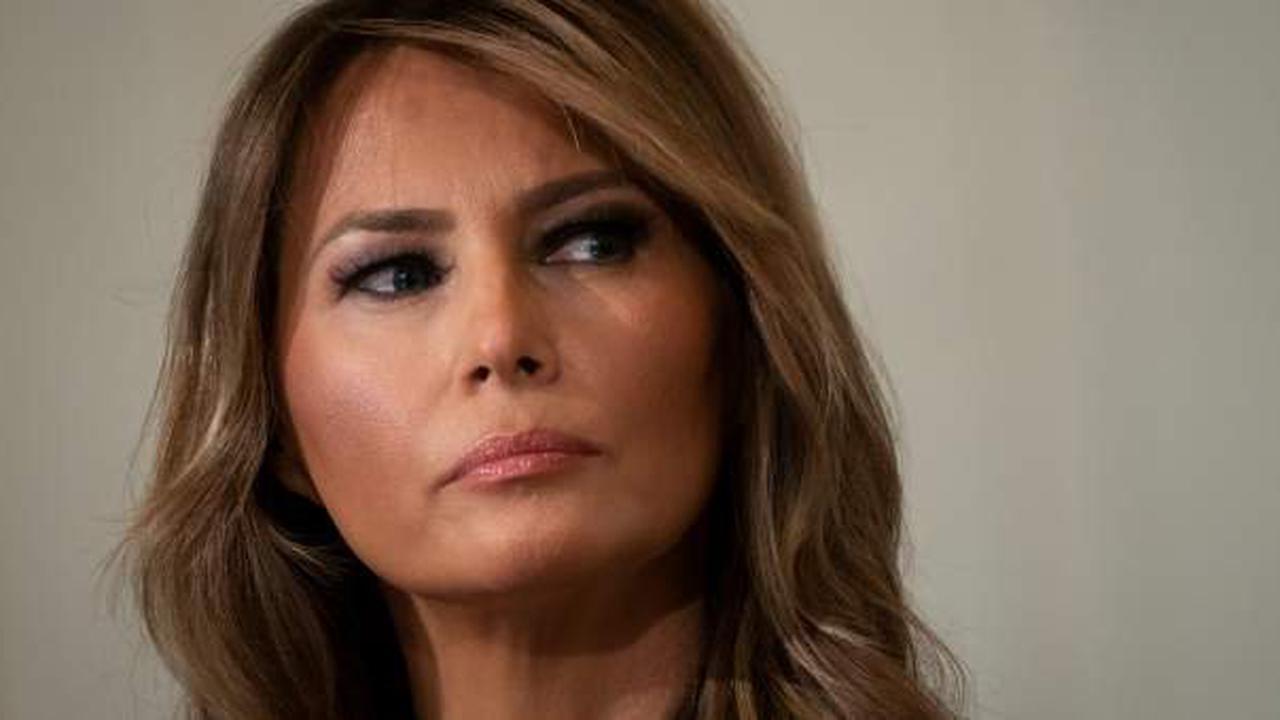 Melania Trump verpennte Donalds Wahl-Schlappe!