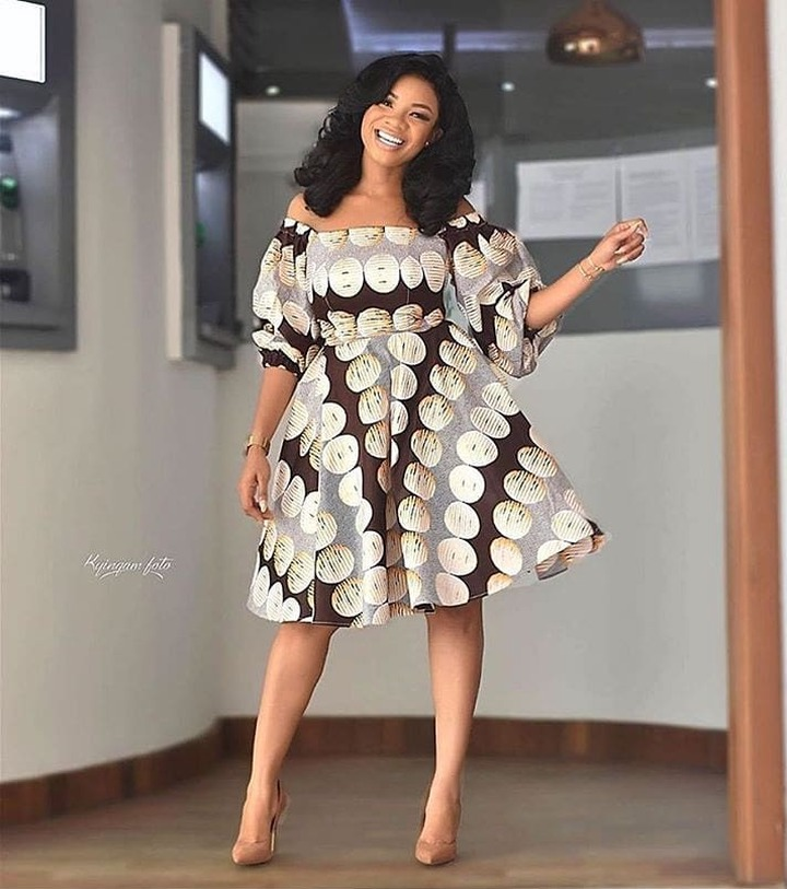 No More Boring, Here Are The Latest Eye-Popping Ankara Styles