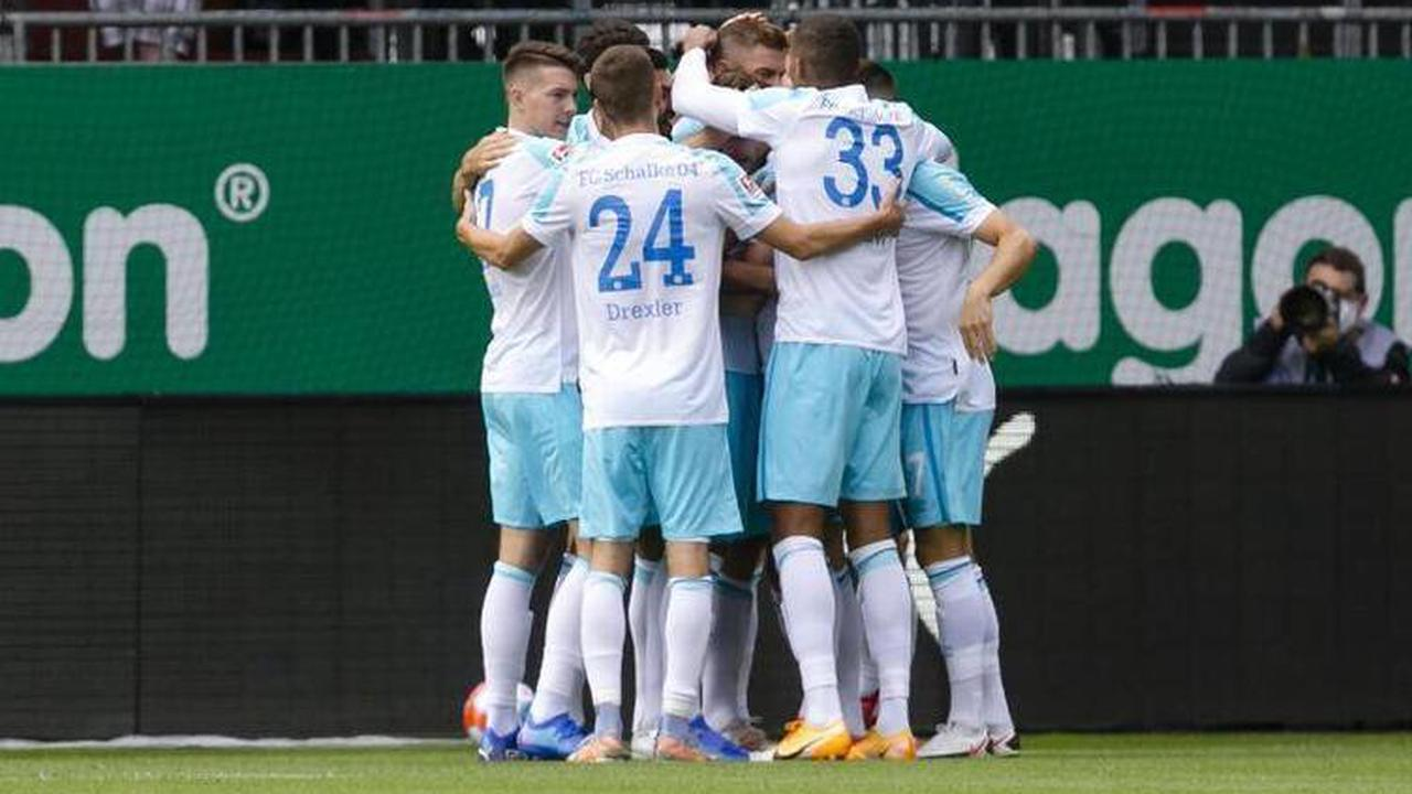 Schalke feiert in Kiel ersten Saisonsieg - 2. Fußball Bundesliga