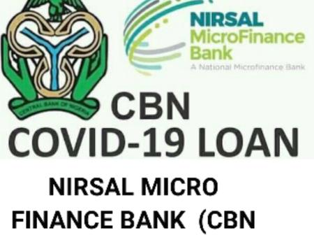 Covid-19 Loan: Reason Why You Haven't Received Your Loan from Nirsal Microfinance Bank