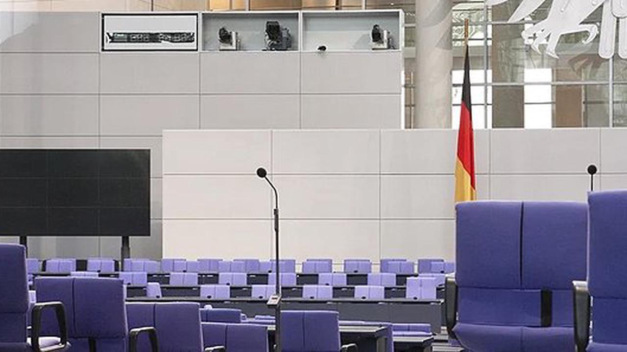 Parlament befürchtet Platznot