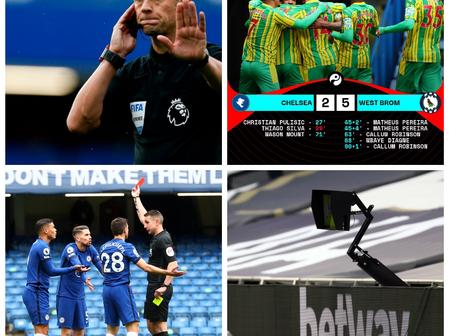 Opinion: This Is The Worst VAR And Referee Decision Against Chelsea This Season