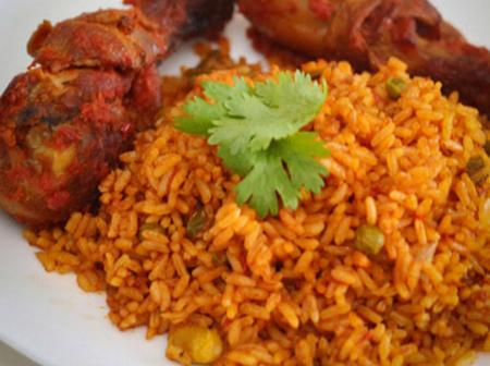 Easter Season: See How To Prepare Your Jollof Rice Without Using Tomatoes.