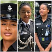 Battle closed: See Photos Of Most Beautiful Nigerian Police Officers That Prove Real Beauty.