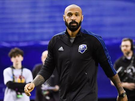 Here Is The Reason Behind Thierry Henry Quitting Social Media