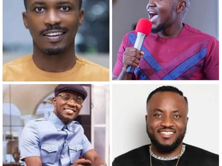 Meet The Top 10 Funniest Comedians In Ghana Now(Photos)
