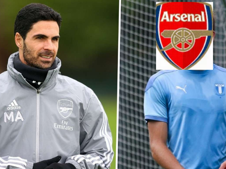 Deadline Day: Arsenal Set To Sign New Striker before 11pm As Player Undergoes His Medical