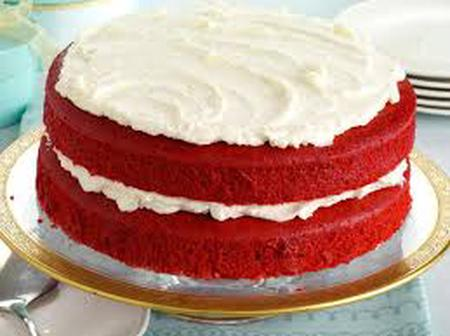 Try this Simple Recipe for a Yummy Red Velvet Cake Without an Oven or a Mixer this Easter,