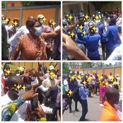 Commémoration du 11 avril: moments d'allégresse chez Simone Gbagbo avec de nombreux militants du FPI