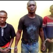Police Arrests Kidnappers on Lagos -Ibadan Expressway