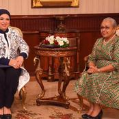 The Most Beautiful First Ladies In Africa