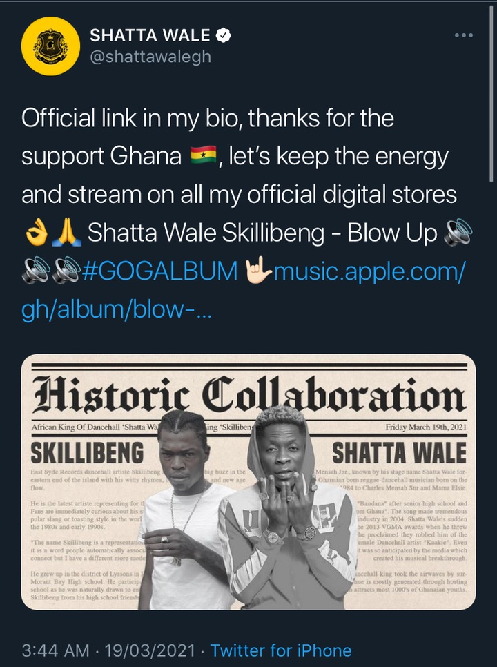b438e4b56565418f94abf7afc0313a44?quality=uhq&resize=720 - Shatta Wale Does The Unexpected, Ghanaian React