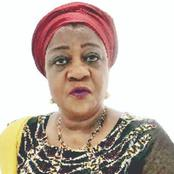 Buhari Has Not Suffered Any Side Effect After Taking The COVID-19 Vaccine - Lauretta Onochie