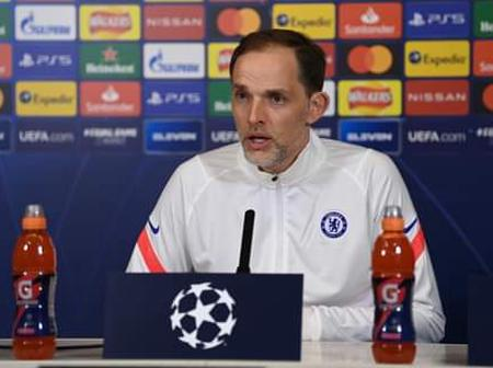 Read what Thomas Tuchel said in his press conference today as Chelsea players land in Seville
