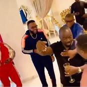 More Photos Of E-Money, Kcee And Other Friends Who Attended Obi Cubana's Birthday Party