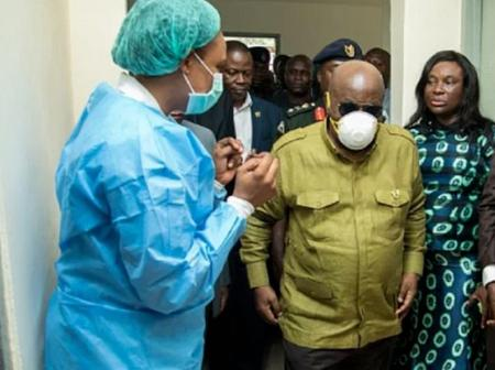 President Nana Akufo-Addo should be the first to be vaccinated - Dr. Nsiah-Asare