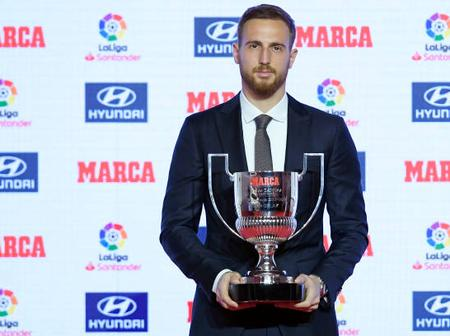 Jan Oblak The Goalkeeper That Has Kept Most Clean Sheets In Laliga History