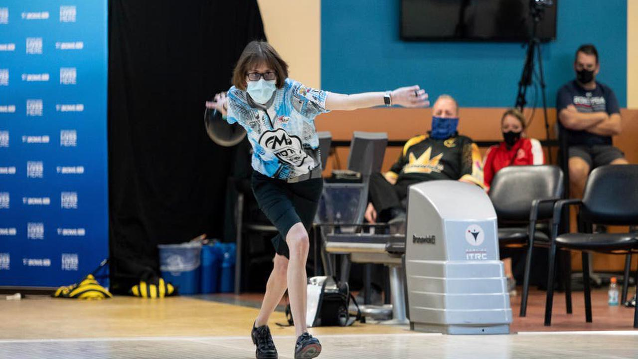 COVID nurse is thrilled to be back on pro bowling circuit