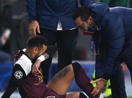 Tuchel says injured Neymar To Return to training