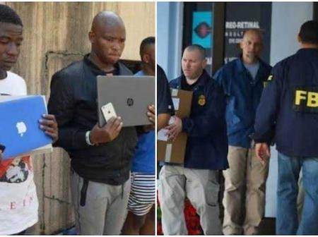 5 Countries With The Highest Number Of Internet Scammers In The World, See Nigeria's Rank(Photos)