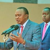 Uhuru Kenyatta, Fred Matiang'i, Mutahi Kagwe, Ukur Yatani, James Macharia And Others On A Watch List