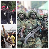 Nigerian Army Tortures 12 Pastors For Being ESN Informants And Members