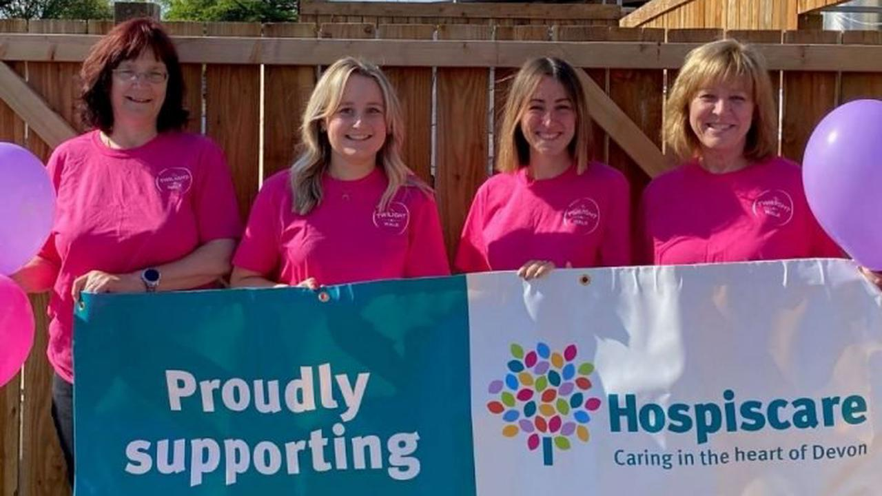 Last chance to sign-up to Hospiscare's Twilight Walk