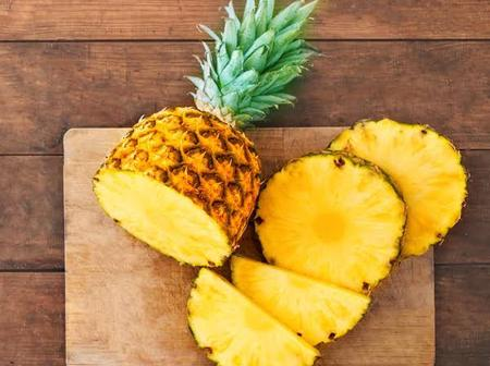 Please eat more of Pineapples regularly! Here's the reason why!!