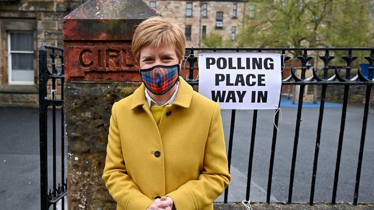 Polls close in Holyrood's strangest – and most important – election yet