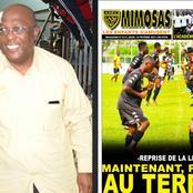 Ligue 1 / La Team Roger Ouegnin s'engage pour la reprise effective