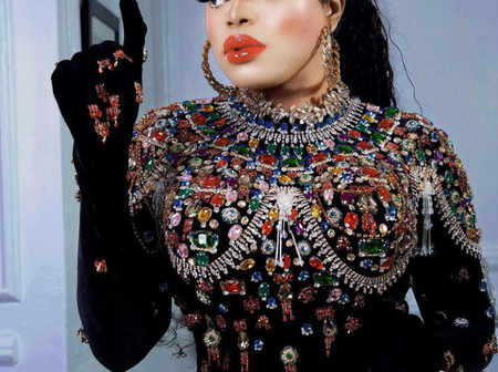 Fans React To Bobrisky's New Post