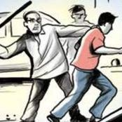 Elderly Man Nabbed & Beaten Seriously For Peeping A Couple While Enjoying Themselves