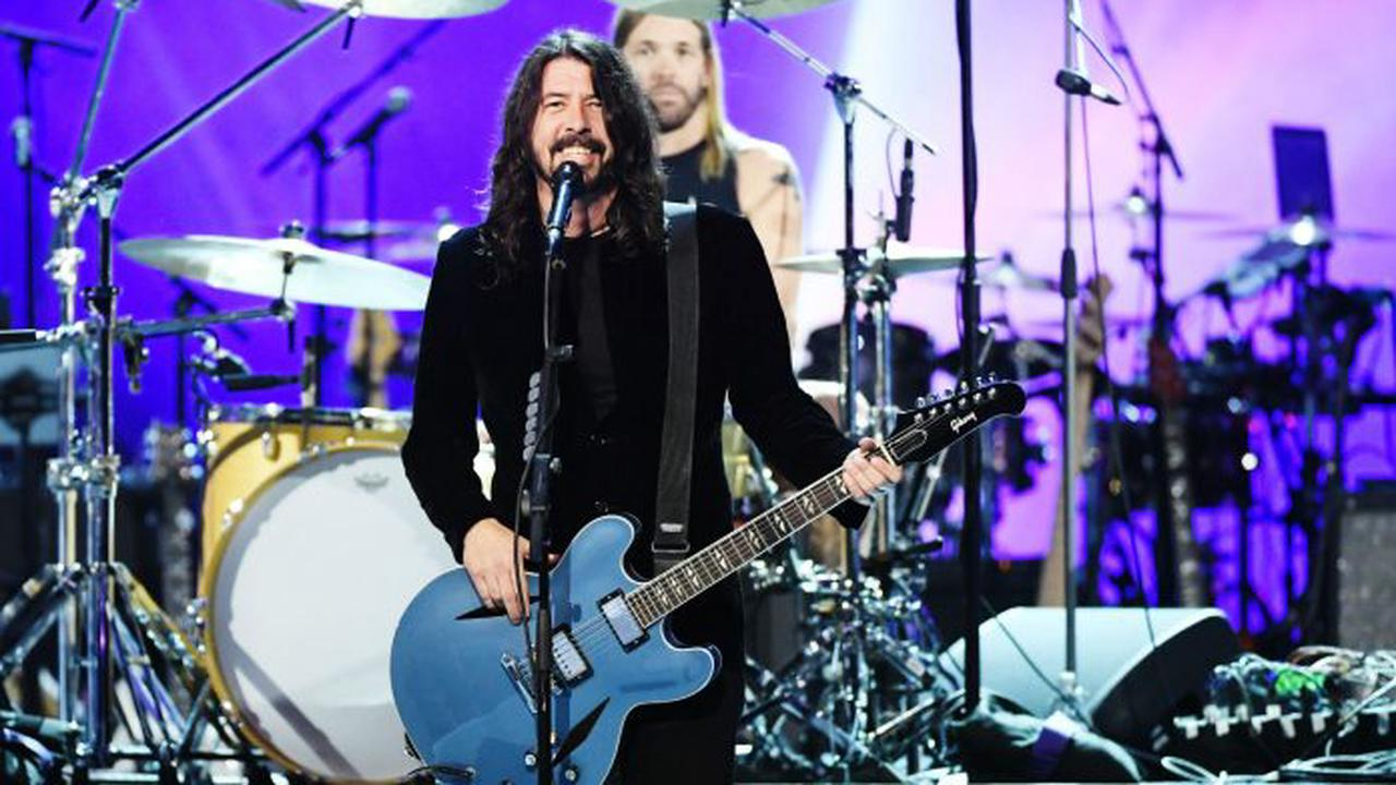 Dave Grohl hails the passing of $900 billion Save Our Stages Act in the US