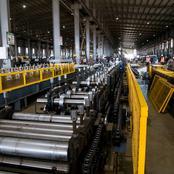 Prez Akufo-Addo Inaugurates $80m Steel Company.