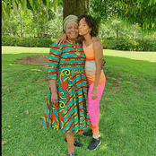 Mixed Reactions After Chiki Kuruka Post Her Mother-in-law (Screenshots)