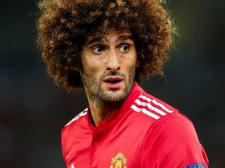 Meet Marouane Fellaini, One of the Best Midfielders Manchester United Ever Had