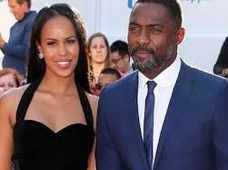 Idris Elba seen taking a walk for the first time after battling Corona virus.
