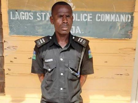 Throwback: 20 Photos Of Fake Police Officers Arrested For Impersonation In Various Locations